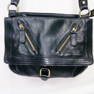 Sabina New York Leather Hand Bag